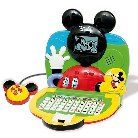 cute Mickey Mouse kids laptop