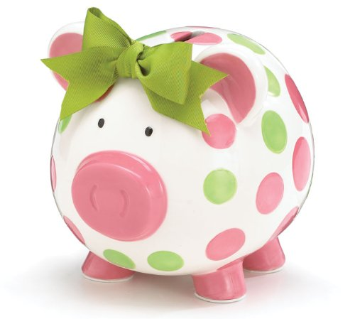 cute piggy bank for girls