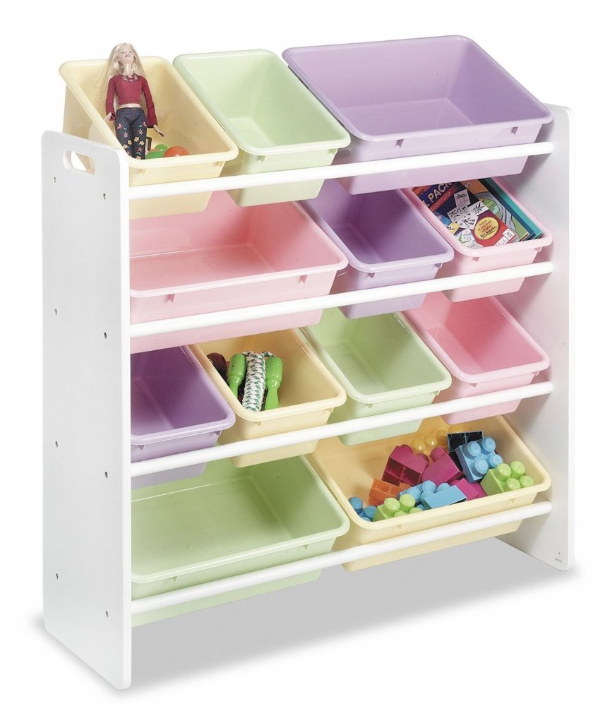fun toy storage bins for kids