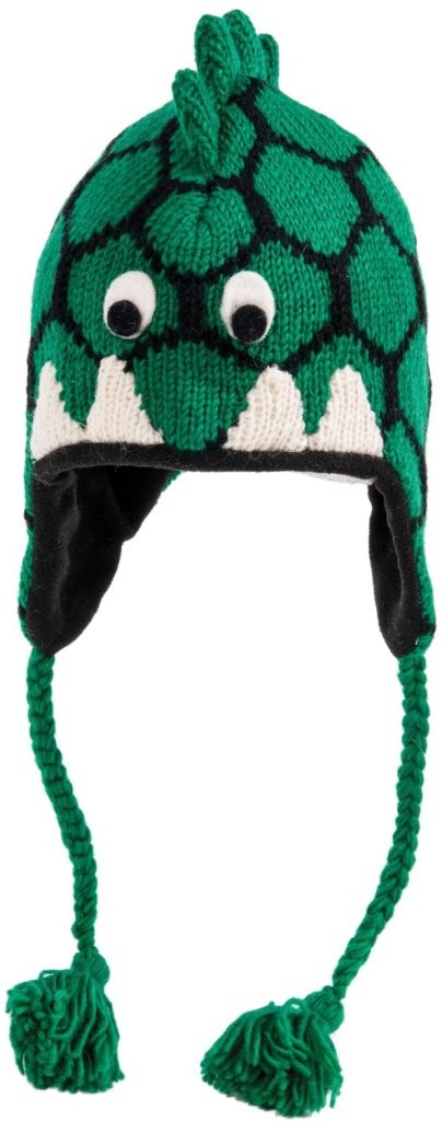 dinosaur wool hat