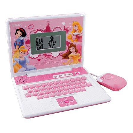 Disney Princess Cute Toy Laptop for Girls