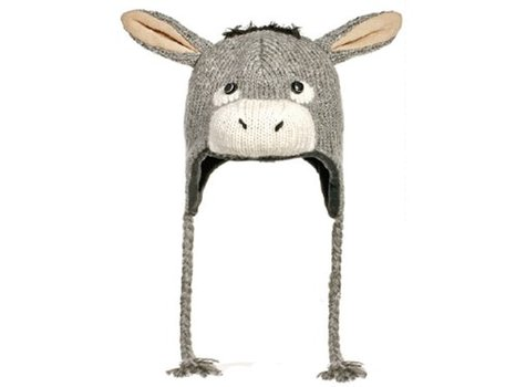 Donkey Wool Hat