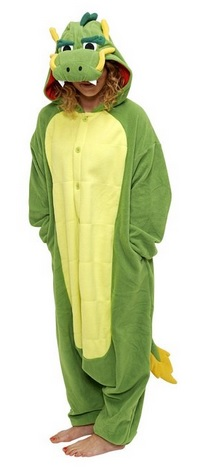 Dragon Kigurumi Pajamas Adult Size