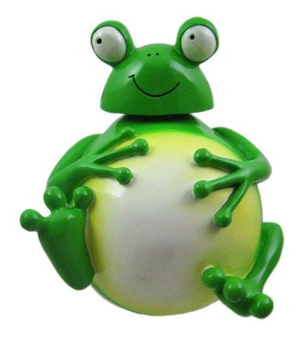 Funny Fat Frog Piggy Bank