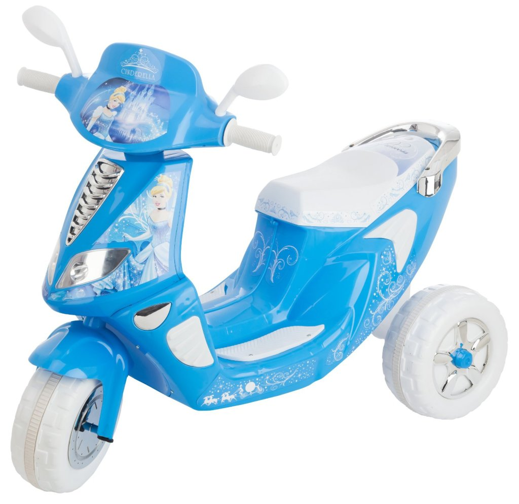 cute power scooter for 3 year old girls