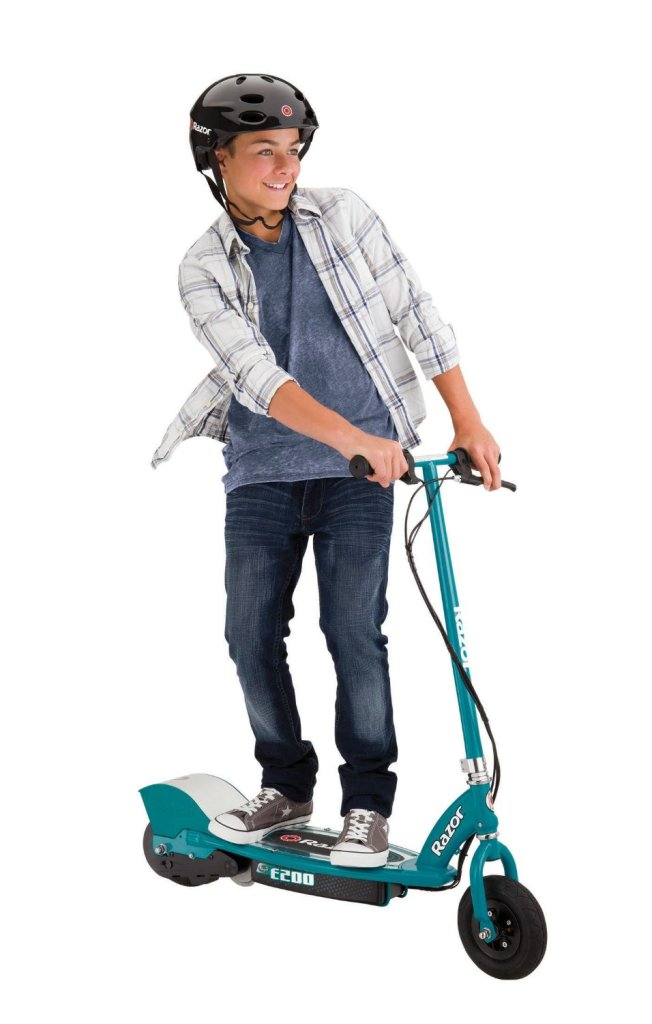 best electric scooter for 12 yr old boys