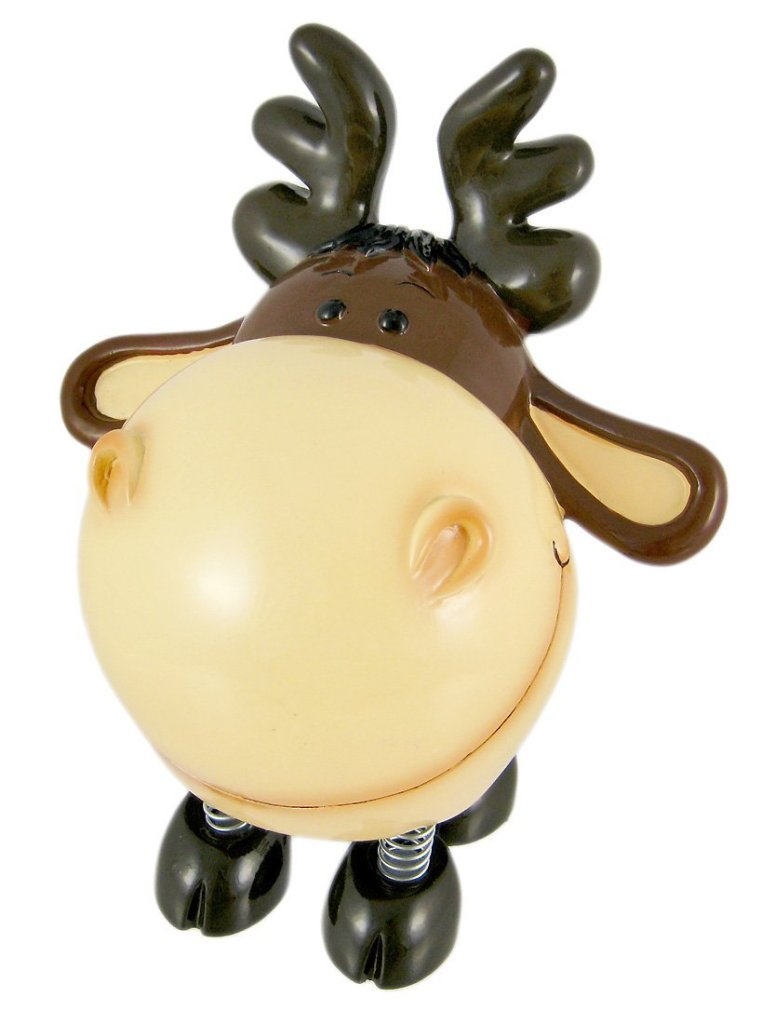 Darling Moose Piggy Bank