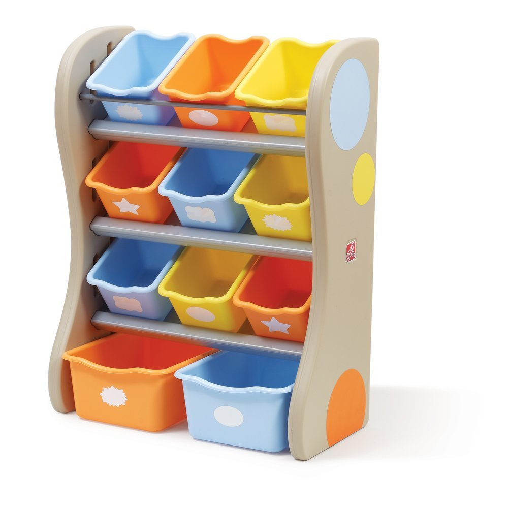 Creative Toy Storage Bins For Toddlers