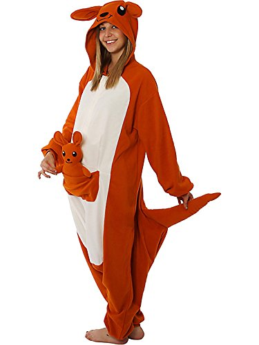 Fun Kangaroo Kigurumi (All Ages Costume)