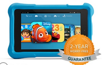 new Kindle Fire for kids