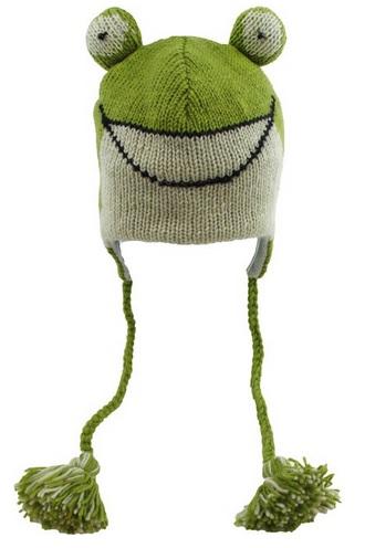 cute animal wool hats
