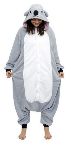 Koala Kigurumi pajamas