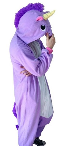 PurpleUnicorn Kigurumi