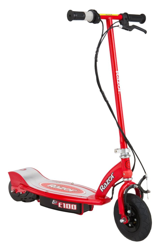 Razor E100 Electric Scooter for 8 Year Old