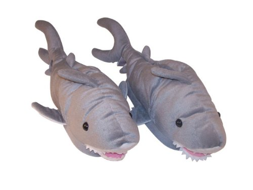 Fun Shark Animal Slippers