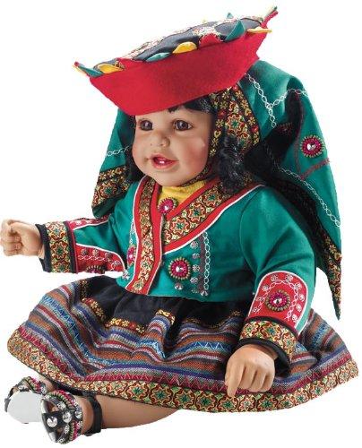 Isabel Peru Adora Doll 22 inches
