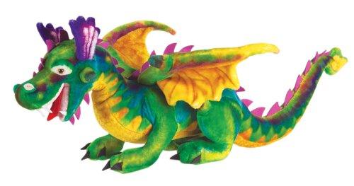cool plush dragon