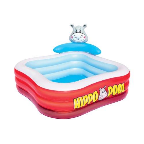 hippo kiddie pool