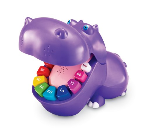 cute hippo toys for kids