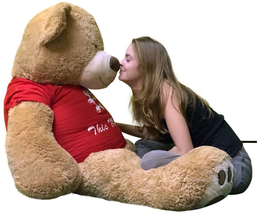 I Love You This Much 5 Foot Giant Teddy Bear