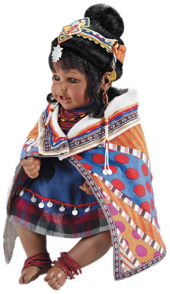 Delila Kenya Adora Doll