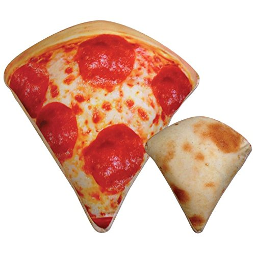 Cool Pizza Slice Pillow for Sale