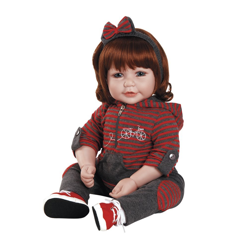 Cute Red Haired Adora Doll