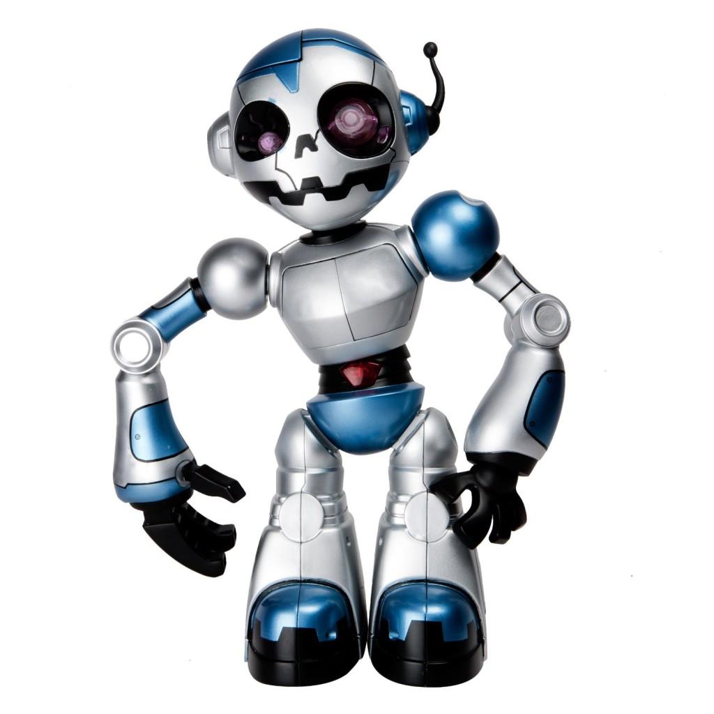 RobotZombie (Silver)