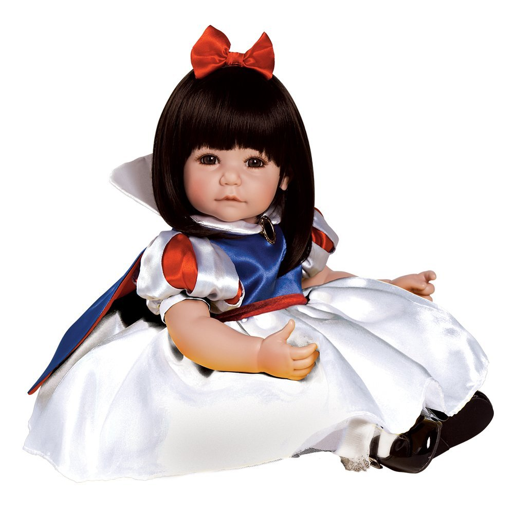 Cute Snow White Toddler Adora Doll