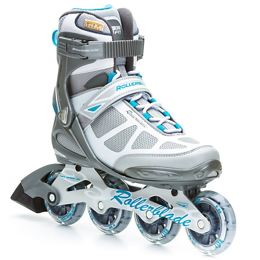 Cool Looking Fitness Rollerblades for Women