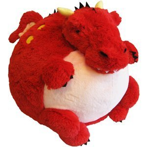 Squishable Fire Dragon