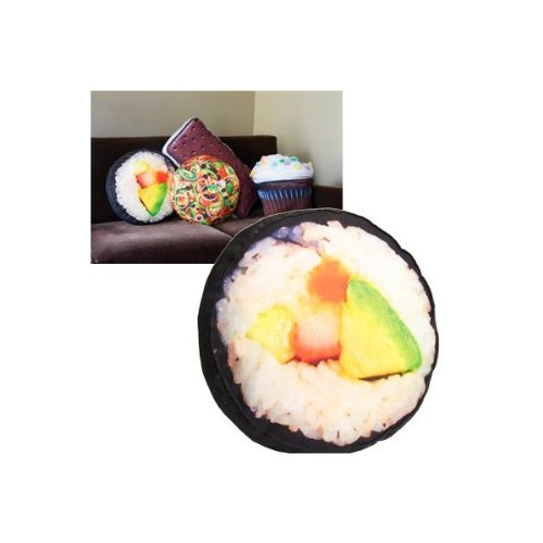 cool sushi pillow for sale