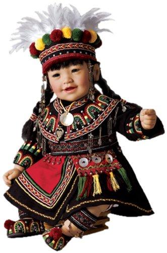 Ma Shawu Taiwan Adora Doll 22 inches