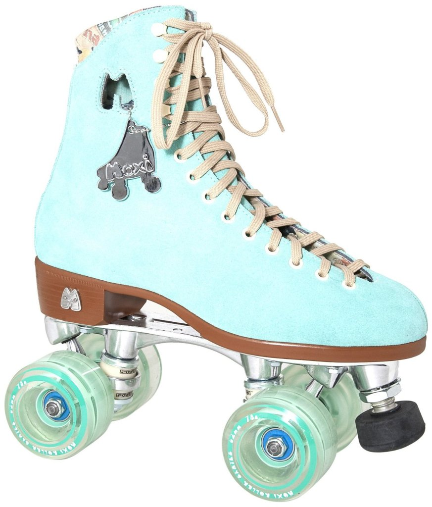 Beautiful Vintage Style Roller Skates for Women