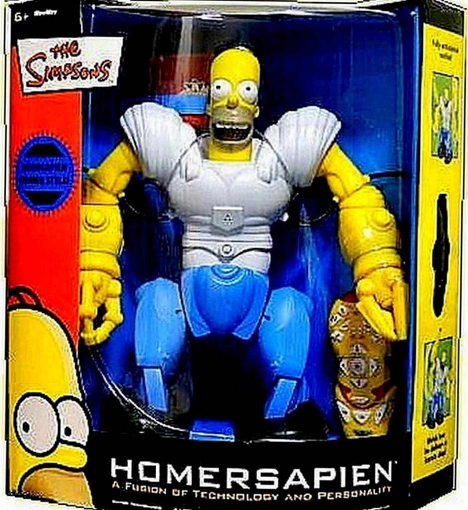 WowWee Homersapien Robosapien