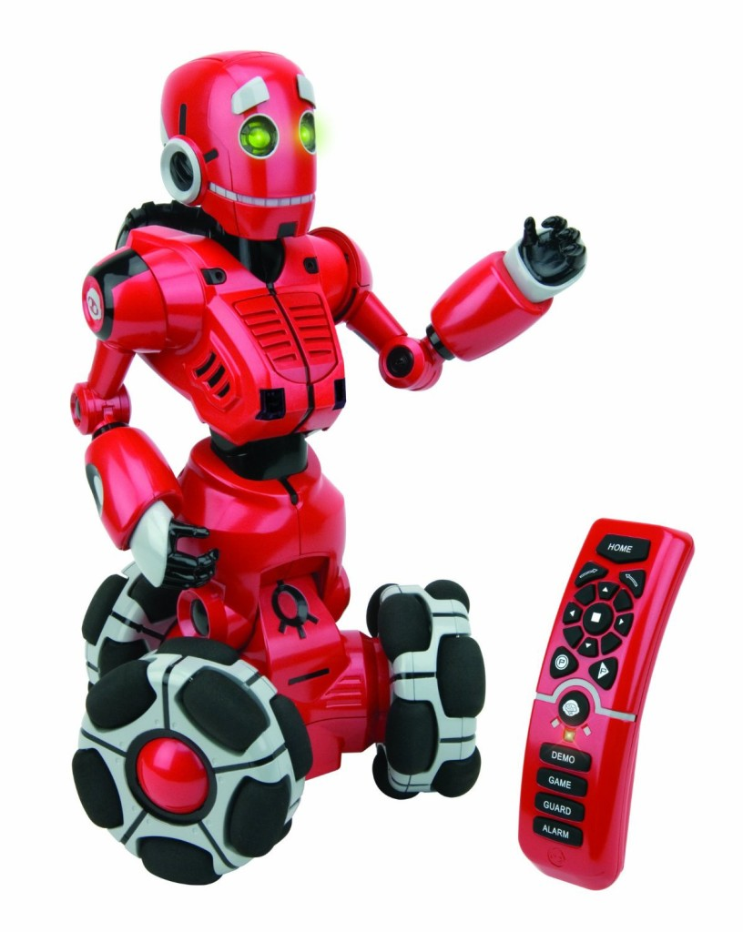 Very Cool WowWee Tribot Talking Companion