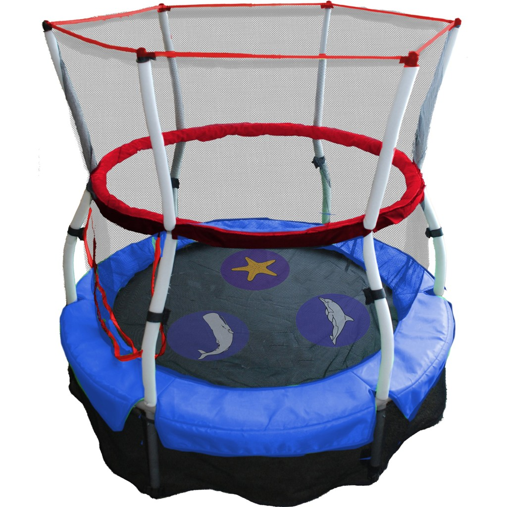 Fun Trampoline for Toddlers