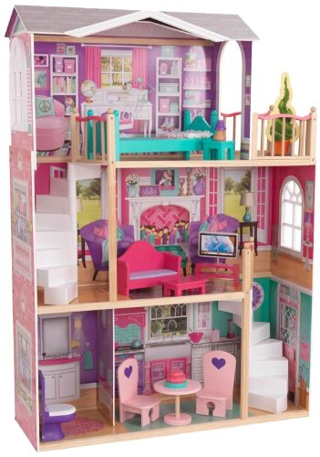 elegant dollhouse for girls