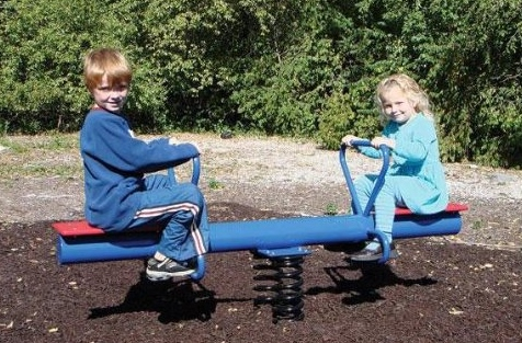 Cool Teeter Totter Spring Rider for Sale