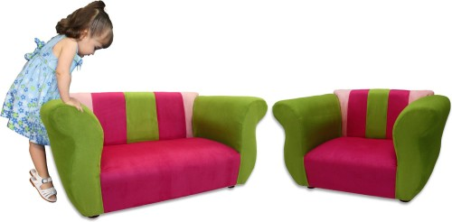 Adorable Sofa Set for Toddler Girls