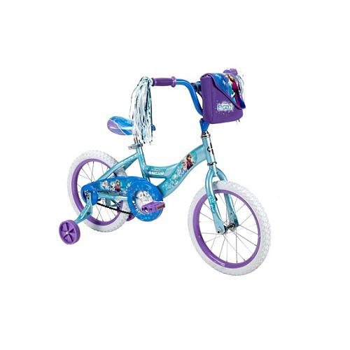 Girls 16 Inch Huffy Disney Frozen Bike