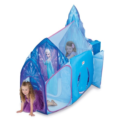 Disney Frozen Elsa's Ice Castle Play Tent for Girls