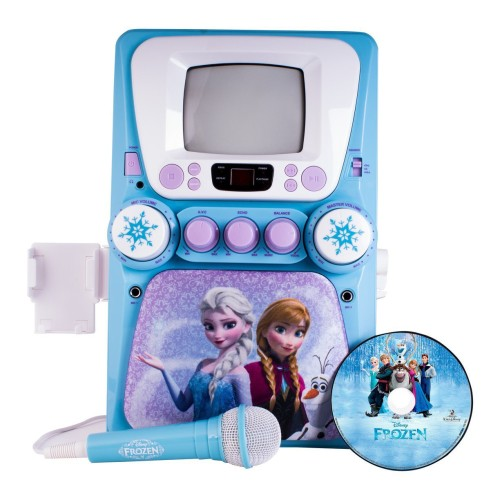 Disney Frozen Karaoke Machine with Screen