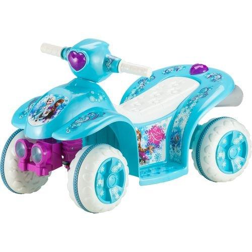 Disney Frozen 6V Quad Ride-On
