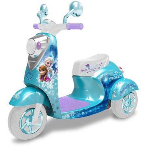 cute Disney Frozen scooter for 3 year old girls