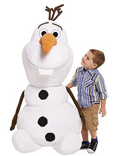 Disney's Frozen My Size 4 Feet Plush OLAF