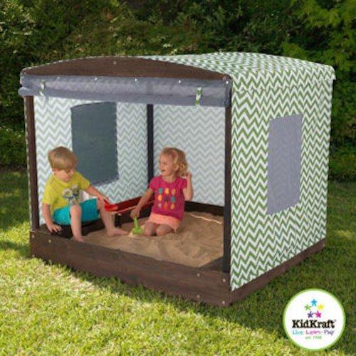 Cool Cabana Sandbox