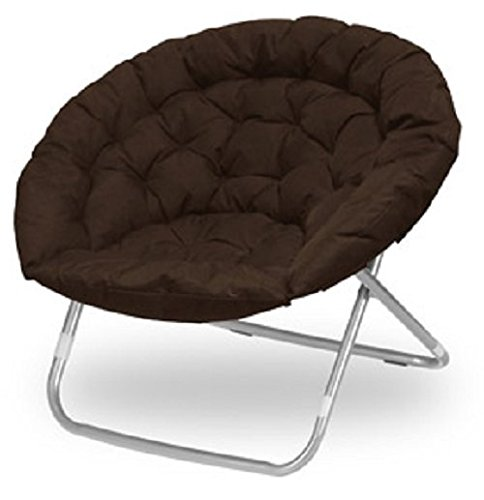 Cool And Comfy Oversized Folding Moon Chair