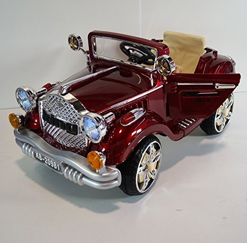 High End Classic Car for Kids