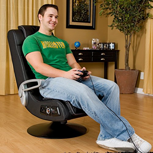 Cool Chair for Gamers with Surround Sound